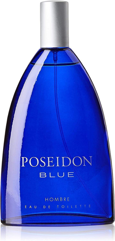 Poseidon Blue Eau de Toilette para Hombre - 150 ML: Amazon.es: Belleza