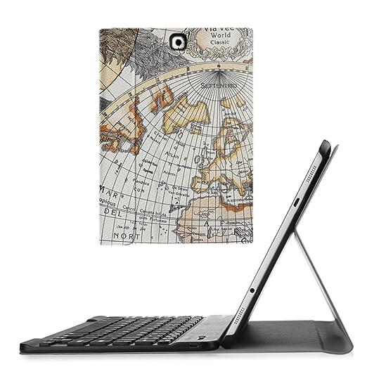 Fintie Samsung Galaxy Tab S2 9.7 con teclado: Amazon.es: Electrónica