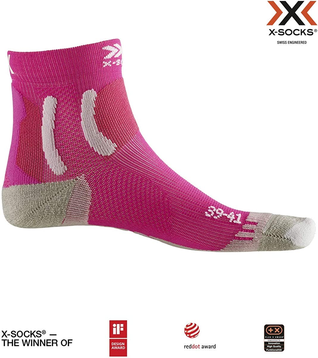 X-Socks Sky Run Two Women Socks Donna