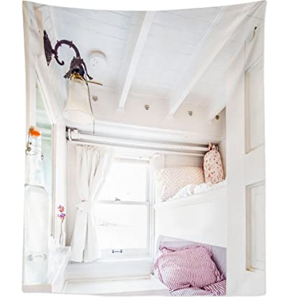 Amazon Com Westlake Art Bunkbed House Wall Hanging Tapestry