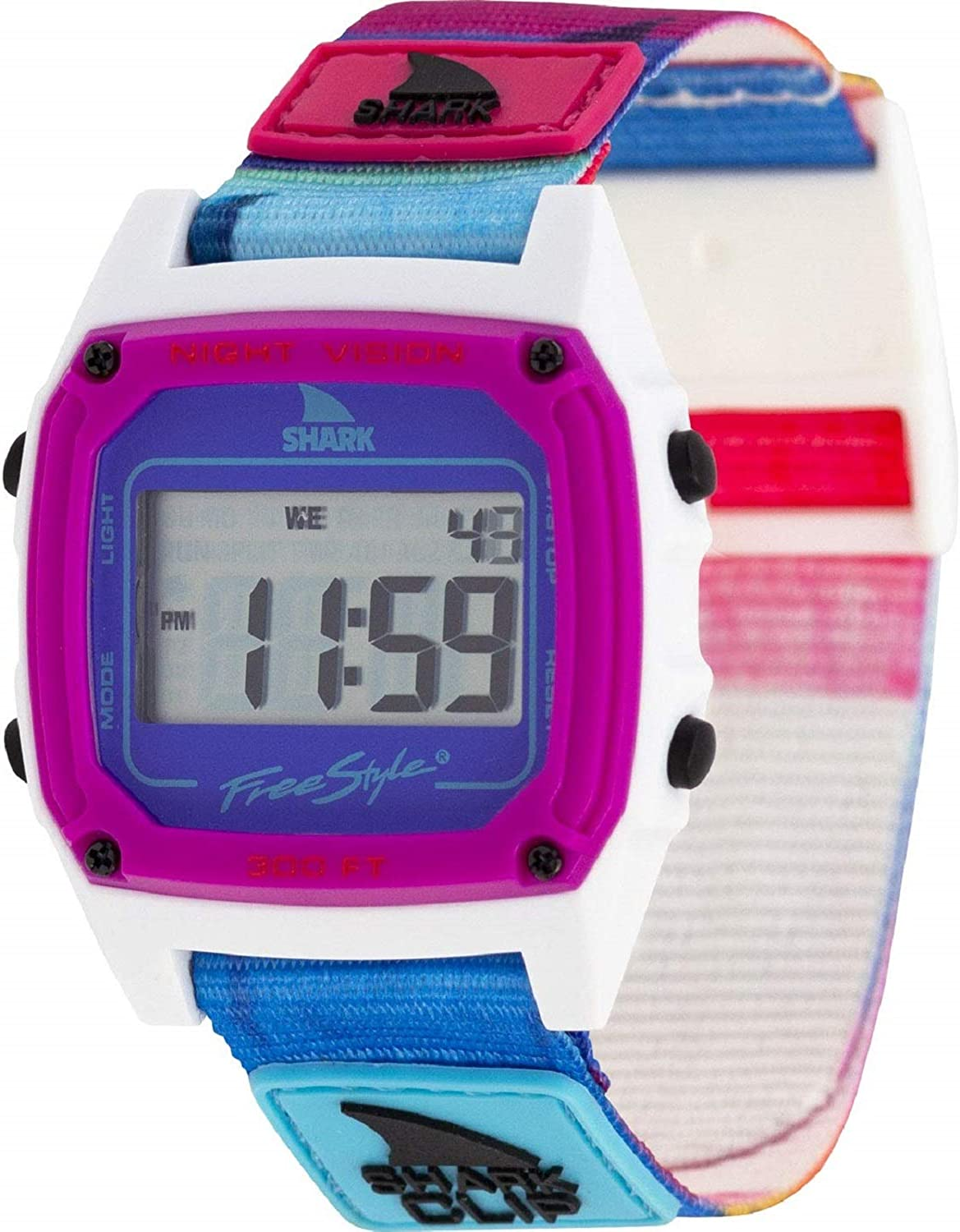 Freestyle Shark Classic Clip Ombre Fin Multi Watch