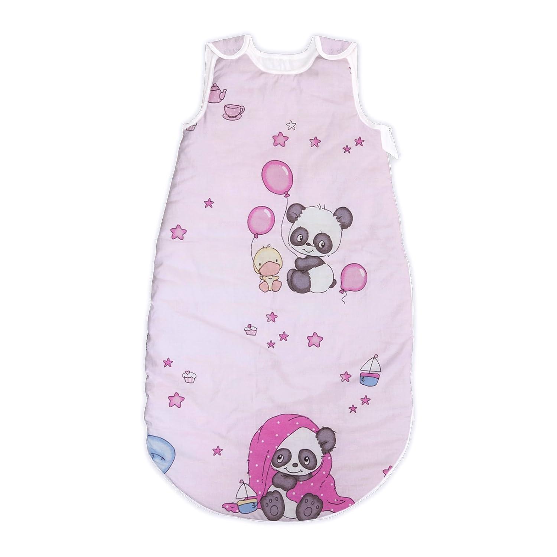 Panda y amigos PatiChou Sacos de dormir para bebés 0 - 6 meses (68 cm, 2.5 tog): Amazon.es: Bebé