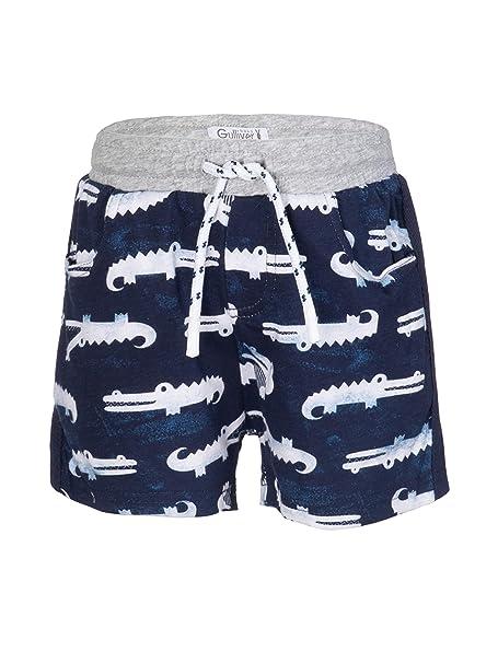 Baby-Shorts Jungen Baby Shorts Kurzehose Bio-Baumwolle 100/%Baumwolle Orange Blau