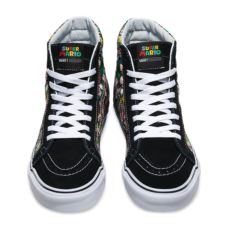 vans mario shoes amazon