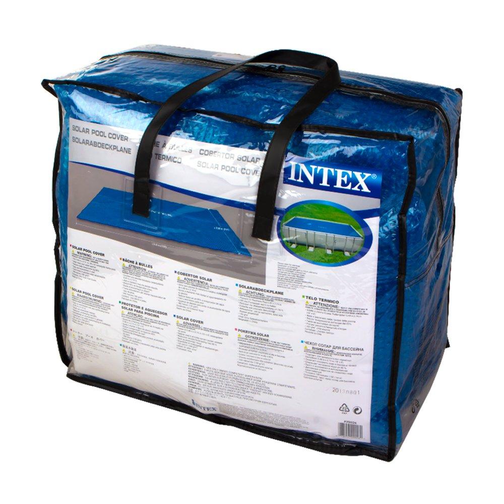 Amazon.com: Intex Krystal Clear 18-by-9-foot rectangular ...