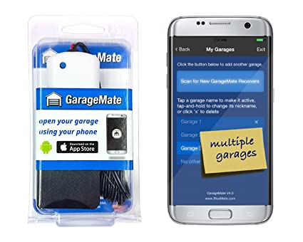 Garagemate Open Your Garage With Your Iphone Or Android Simple
