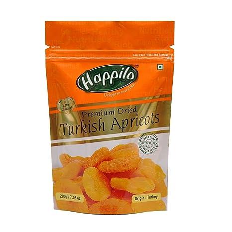 Happilo�Premium Turkish Apricots, 200g