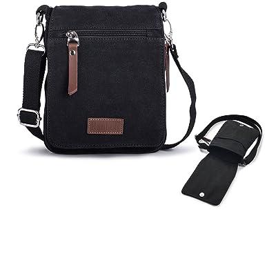 6fc9d50400c on sale Ranboo Cross-body Messenger Bag Casual Shoulder Bags Mans Satchel  for Travel Hiking Work Cellphone Purse Crossbody Men Belt ...