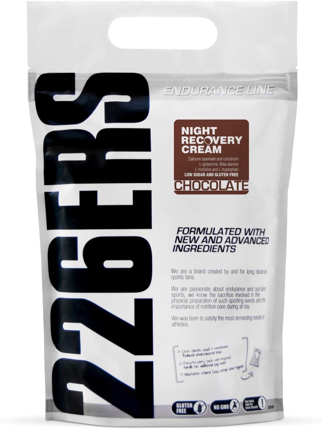226ERS Night Recovery Cream | Recuperador Nocturno a base de Proteínas, L-Glutamina, Hidratos de Carbono, Aminoácidos, Calostro, Vitaminas y ...