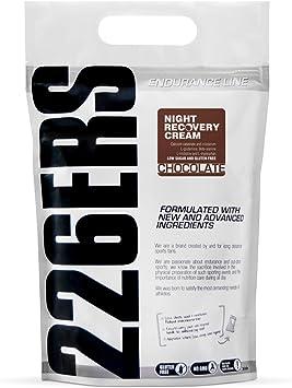 226ERS Night Recovery Cream, Recuperador Muscular Nocturno a base de Proteínas, L-Glutamina, Hidratos de Carbono, Aminoácidos, Calostro, Vitaminas y ...