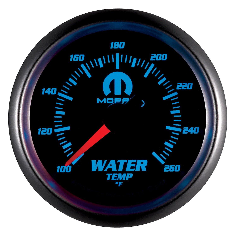 Auto Meter 880018 MOPAR Electric Water Temperature Gauge by Auto Meter (Image #4)