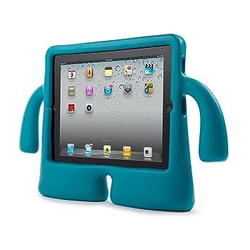 huge selection of 9abb6 2bda3 Speck iGuy Case for iPad 2 - Peacock: Amazon.co.uk: Computers ...