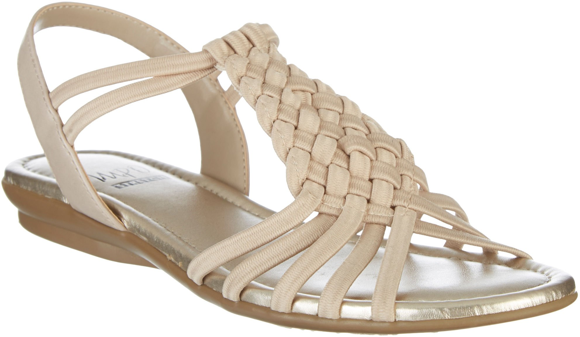 Impo Womens Beatrice Sandals 7 Natural Beige