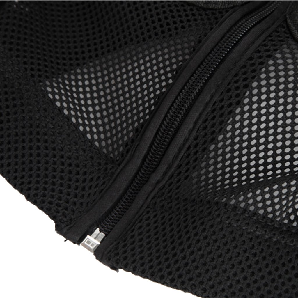 Sharplace Plastron Gilet Moto Cross Armure Protecteur Le Dos et la Poitrine pour Moto V/élo Ski L/éger R/ésistant
