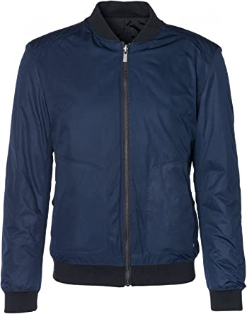 Hugo Beverly1 402 - Chaqueta reversible, color azul oscuro azul oscuro XL: Amazon.es: Ropa y accesorios