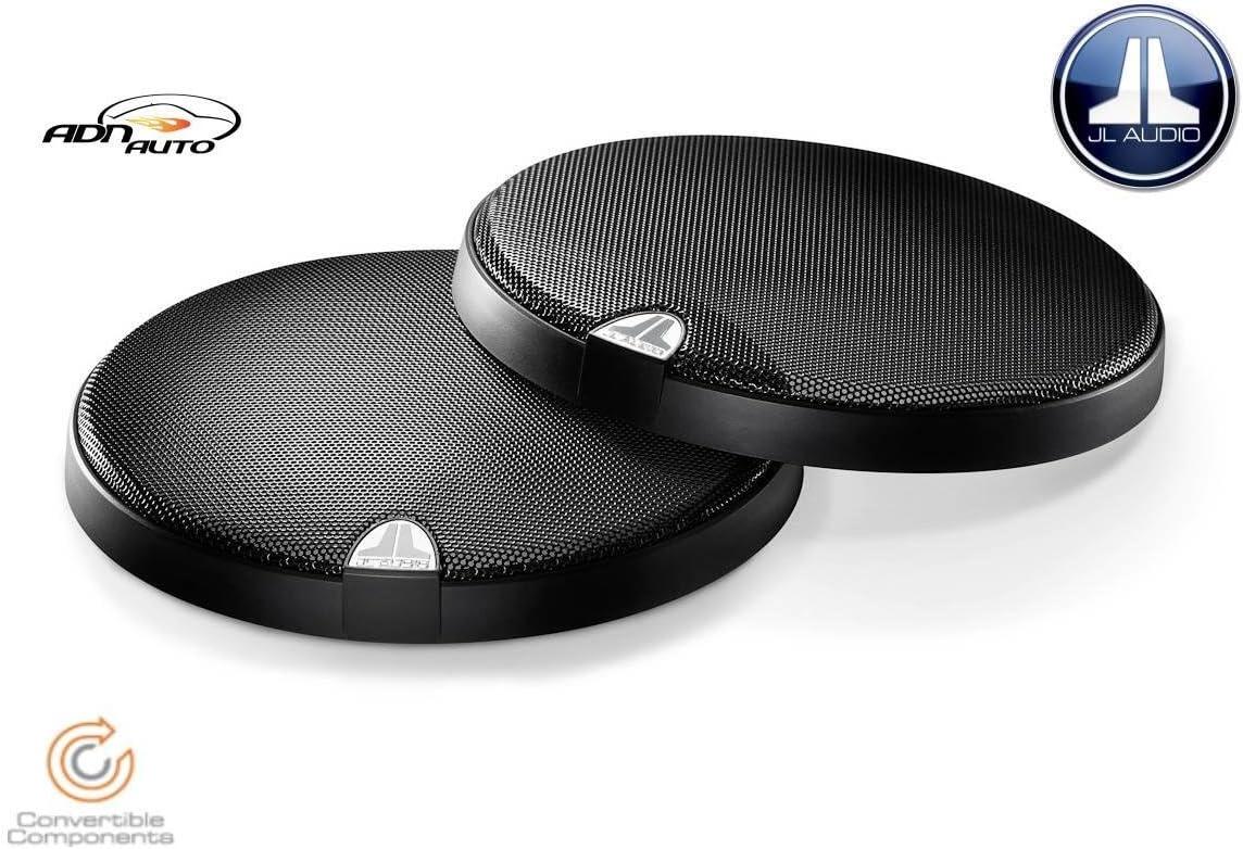 JL Audio C3-525 Evolution C3 Series 5-1//2 2-way Convertible Component Speakers System