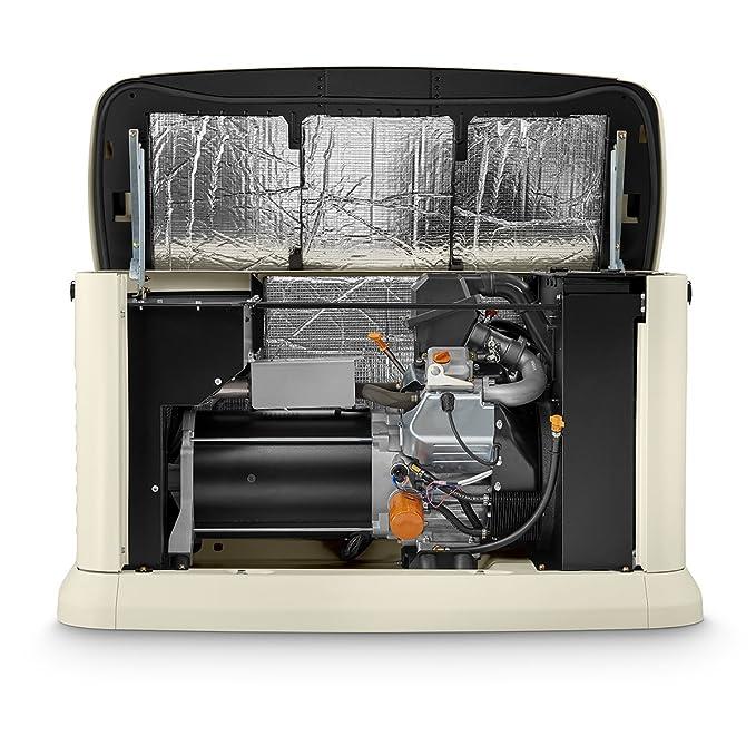 Amazon Com Generac 7043 Home Standby Generator 22kw 19 5kw Air