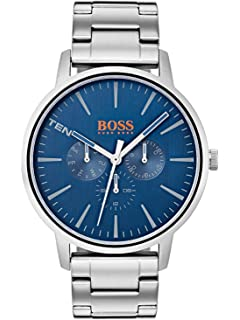 99ff05494016 Hugo Boss Orange Unisex-Armbanduhr 1550066  Amazon.de  Uhren