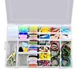 Ultimate Floss and Needle Threader Organizer