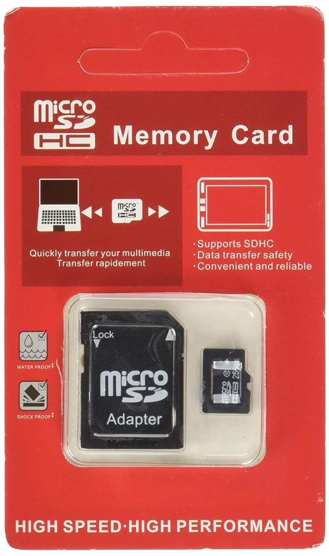 Tarjeta Micro SDXC UHS-I de 64 GB Clase 10 con Adaptador de Alta ...
