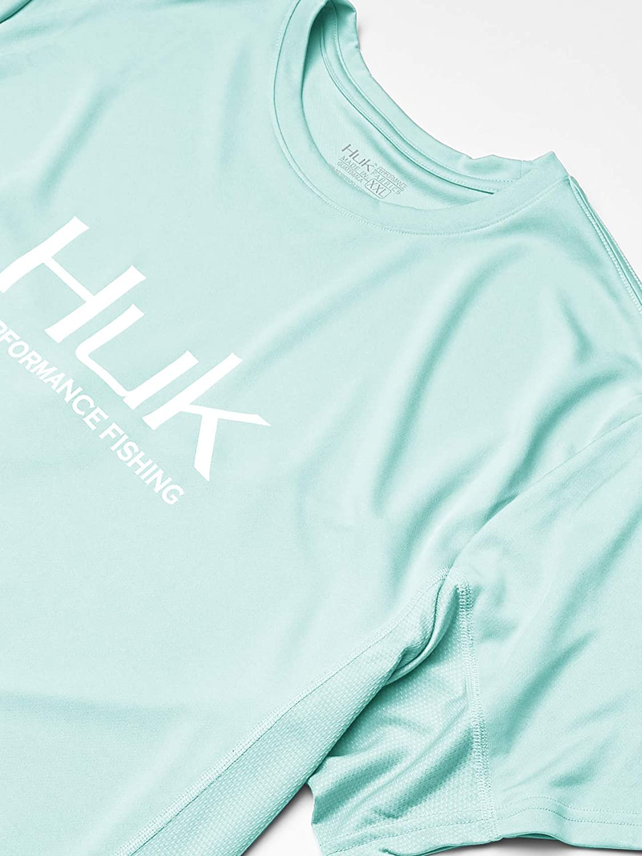 HUK Mens Icon X Short Sleeve