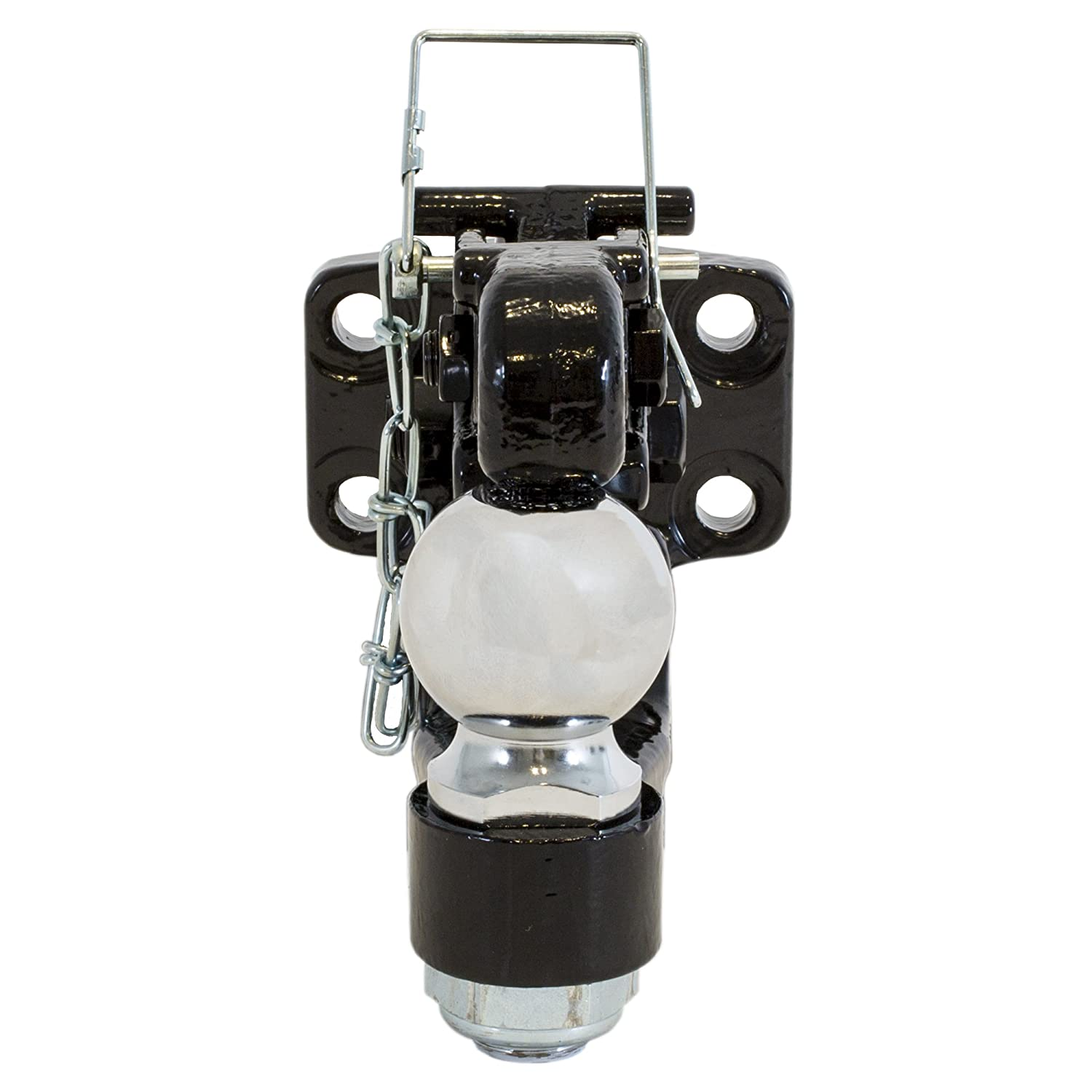8 Ton Load Capacity Buyers Products BH82516 Combination Hitch with 2-5//16 Ball
