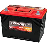 Odyssey Battery 0750-2020 Performance Powersport Battery 792 CCA Group 34/Group 24 w/Spacer/Group 27 w/Spacer w/SAE Terminals Performance Powersport Battery