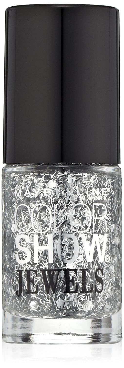 Amazon.com : Maybelline New York Color Show Jewels Nail Lacquer Top ...