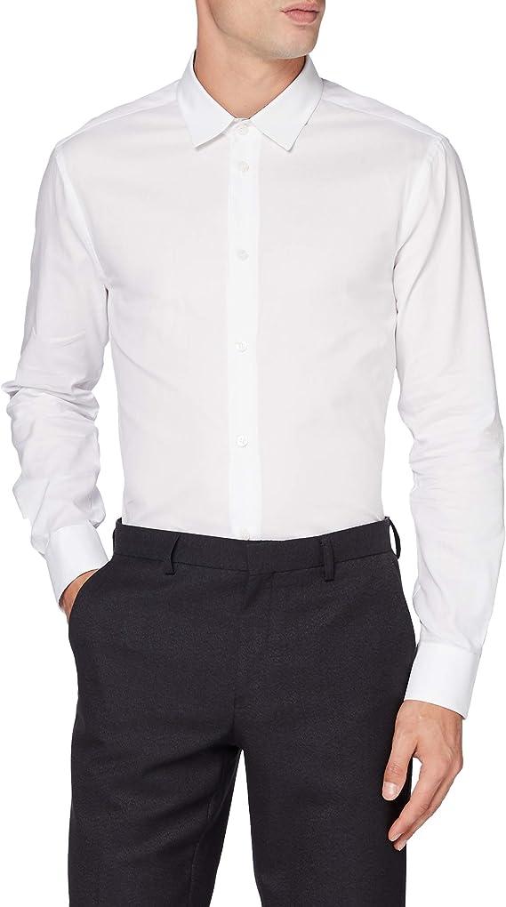 Cavalli Class Camicia Uomo Camisa para Hombre: Amazon.es ...