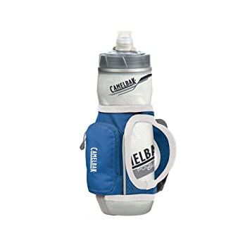 fb006cef12 Buy Camelbak Quick Grip Podium Zip Fabric Packet Chill Bottle, 21 Oz (Blue)  Online at Low Prices in India - Amazon.in