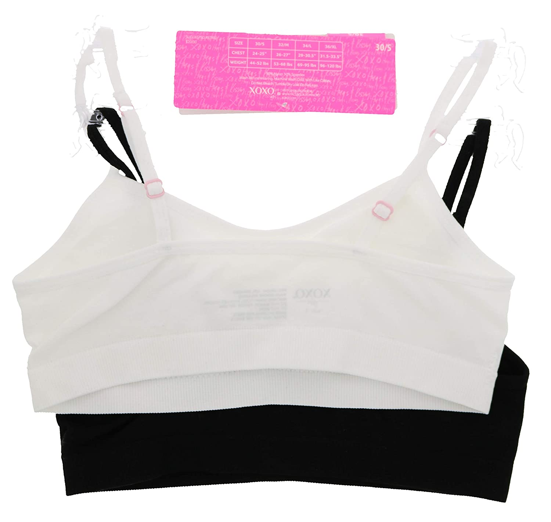8a9e08590bb37 Xoxo girl super soft training bra set with removable pads bras jpg  1500x1421 Xoxo bras