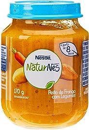 Papinha Peito de Frango com Legumes Nestlé 170g