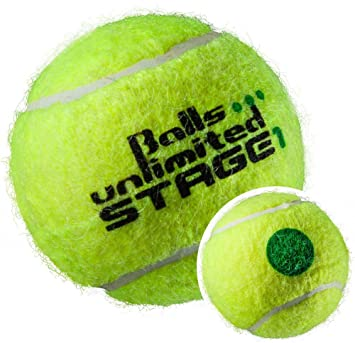 Balls ... unlimited Stage 1 Tournament (Verde) Pelotas para niños ...