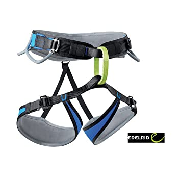 Edelrid Apex Harness-L-XL: Amazon.co.uk: Sports & Outdoors