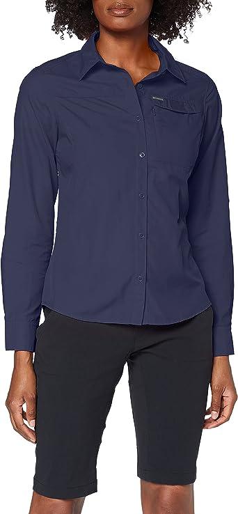 Columbia Silver Ridge 2.0 Camisa de manga larga para mujer