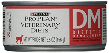 Purina Veterinary Diets Dm Dietetic Management For Cats 2455oz