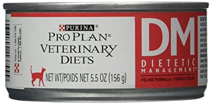 e92146a89410d Amazon.com   Purina Veterinary Diets DM Dietetic Management for Cats ...