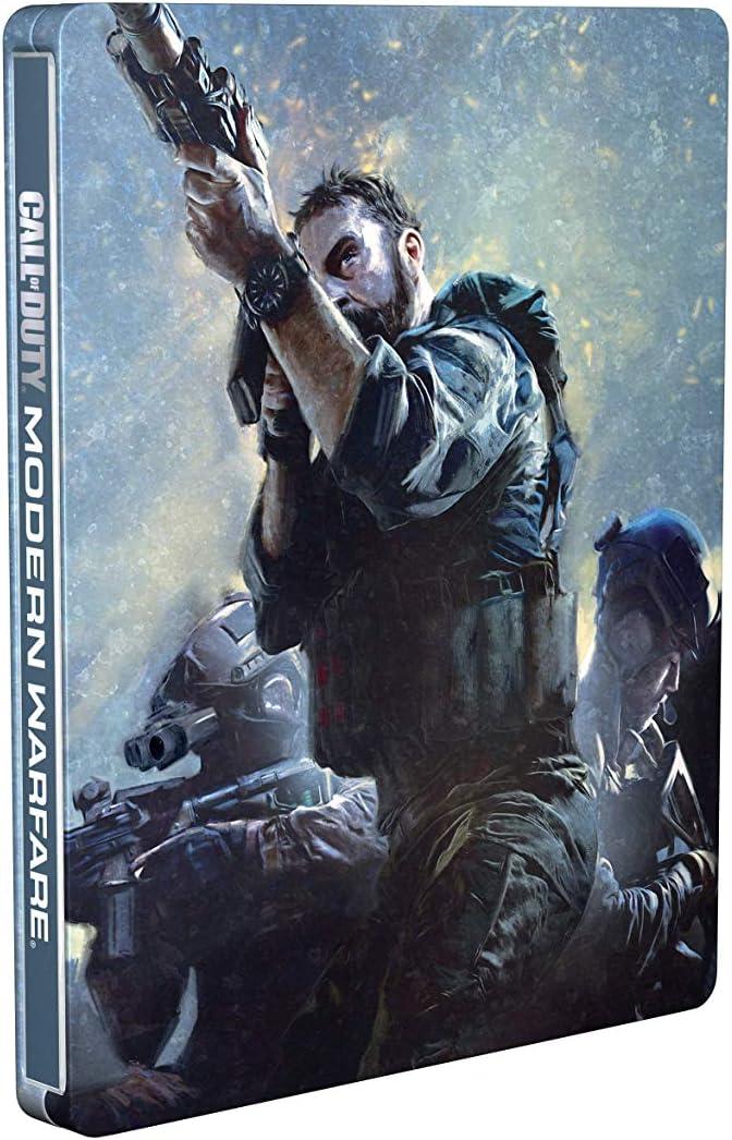 Call of Duty: Modern Warfare - Steelbook [enthält kein Spiel] [Importación alemana]