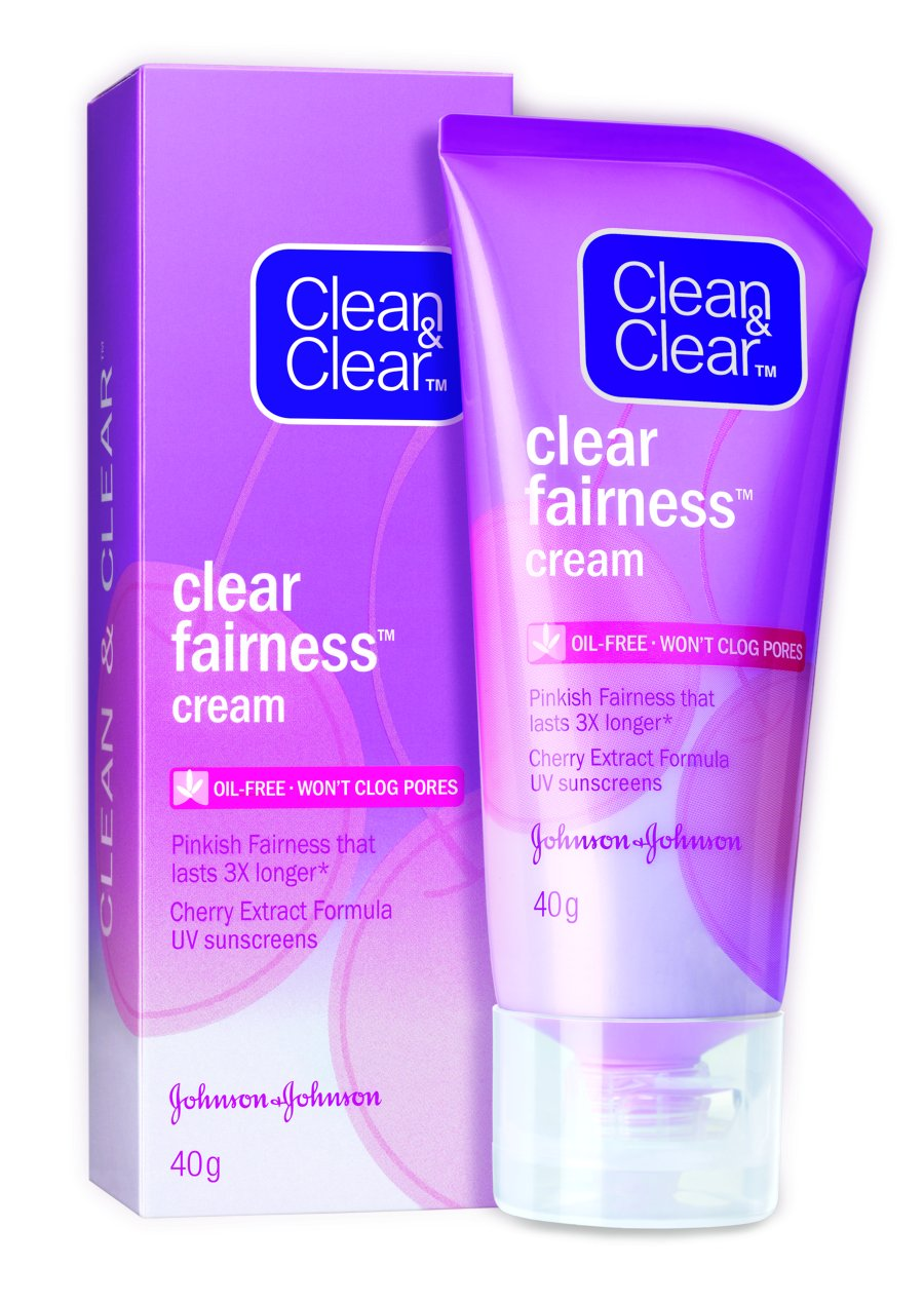 Clean And Clear Fairness Cream
