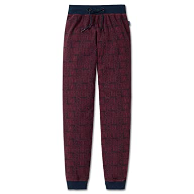 Schiesser Boys Mix /& Relax Sweatpants Pyjama Bottoms