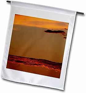 Mirmak Nature - sun goes home - 12 x 18 inch Garden Flag (fl_4722_1)