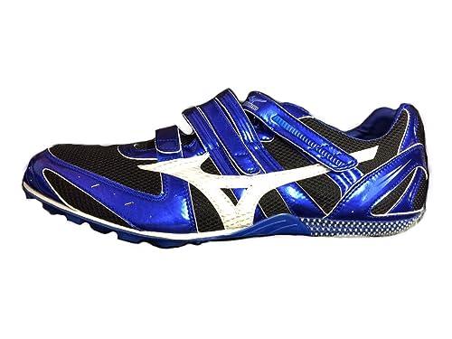 Mizuno - Zapatillas de Atletismo de Material Sintético para Hombre Bluette/Nero: Amazon.es: Zapatos y complementos