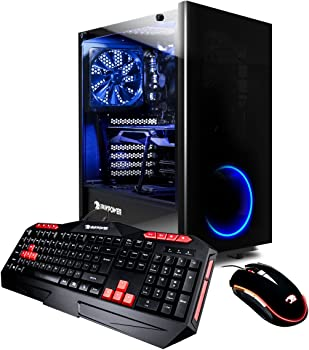 iBUYPOWER Elite AMD Eight Core Ryzen 7 1800X Gaming Desktop