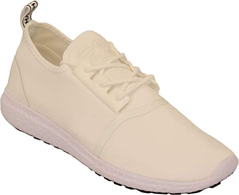 Crosshatch Mens Lace Up Sneakers Gym