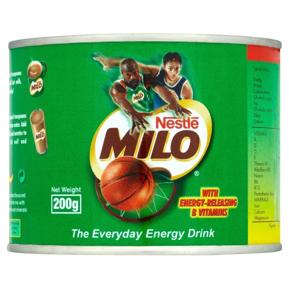 Nestle Milo (200g) - Pack of 6
