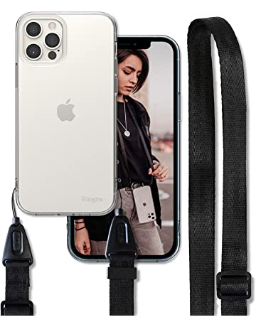 Phone Strap with Transparent Case  Phone Lanyard  Phone Strap  Mobile Phone Cord  Phone Chain  Phone Holder  Crossbody Phone Accessory