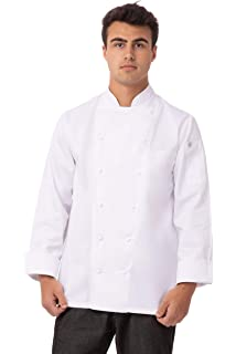 Chef Works Mens Montreaux Executive Chef Coat