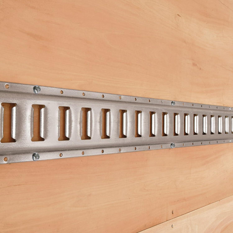 1//4x1 Washer Head Lag E-Track Wood Screw 20 Piece Fastener Set