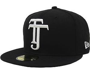 041d98a84a5fac New Era 59Fifty Hat Tijuana Xolos TJ Caliente Soccer Mexican League Black  Cap