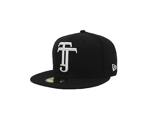 4d86c51660 New Era 59Fifty Hat Tijuana Xolos TJ Caliente Soccer Mexican League Black  Cap (6 7
